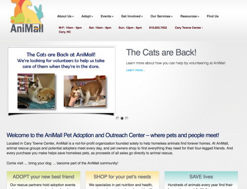 AniMall Pet Adoption and Outreach Center