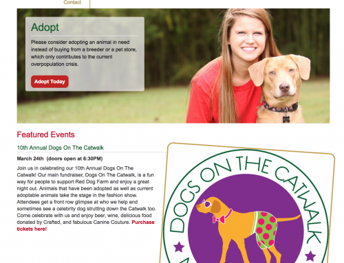 Red Dog Farm Animal Rescue Network