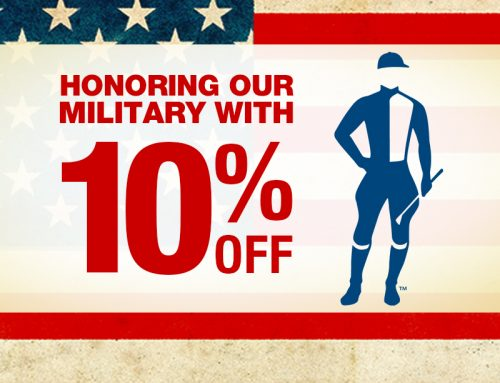 Discount for Active Duty Military Personnel
